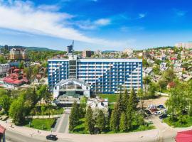 Truskavets 365 Hotel: Truskavets şehrinde bir otel