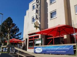 Hotel Post, hotel in Kelkheim