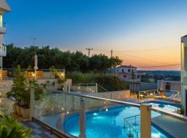 Esthisis Suites Chania, hotel near Platanias Square, Platanias