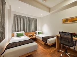 Hotel Leafio Marigold-Near Airport, hotel near Chhatrapati Shivaji International Airport Mumbai - BOM, Mumbai