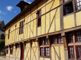 Appartement du vieux Troyes, appartement à Troyes