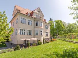 Boutique hotel Villa Beatika, hotel v destinaci Český Krumlov