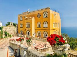 Hotel Villa Riis, отель в Таормине