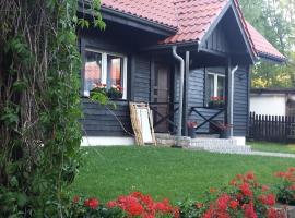 Willa pod lasem, budget hotel in Szklarska Poręba