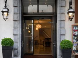 The Originals City, Hôtel Astoria Vatican, Lourdes (Inter-Hotel), hotel in Lourdes