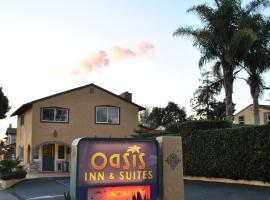 Oasis Inn and Suites, motel in Santa Barbara