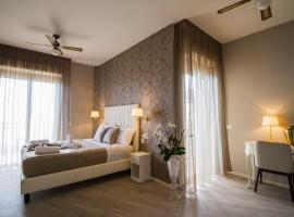 Hotel Lady Mary, отель в городе Милано-Мариттима