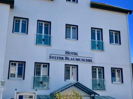 Hotel Sylter Blaumuschel, Hotel in Westerland