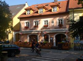 Penzion Markus, hotel in Frymburk