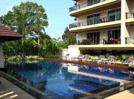 Jomtien Beach Penthouses, hotel near Jomtien Beach, Jomtien Beach