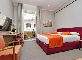 Relais Vittoria Colonna, hotel con jacuzzi en Roma