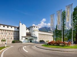 Hotel Bellinzona Sud Swiss Quality, Hotel in Monte Carasso