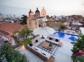 Sophia Hotel, hotel in Cartagena de Indias