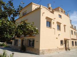 Hostal El Callejón, homestay in Tarragona