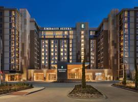 Viesnīca Embassy Suites By Hilton Denton Convention Center pilsētā Dentona