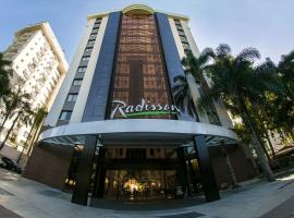 Radisson Porto Alegre, hotel near Barra Sul Shopping Mall, Porto Alegre
