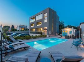 Luxury Apartments Tramontana, hotel blizu znamenitosti peščena plaža Bijeca, Medulin