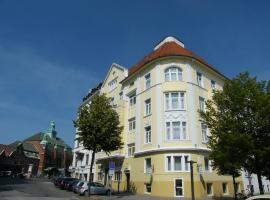 Hotel Stadt Lübeck, hotel i Lübeck