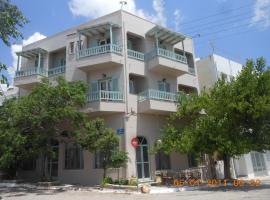 Afrodite Hotel, hotel near Livada Beach, Tinos Town