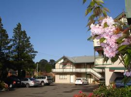 Three Explorers Motel, hotel near Katoomba Scenic World, Katoomba