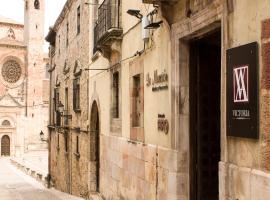Alojamientos Victoria, hostal o pensión en Sigüenza
