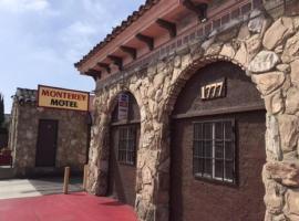 Monterey Motel, hotel near Long Beach Airport - LGB,