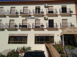 Hotel Muñoz, hotel en Motril
