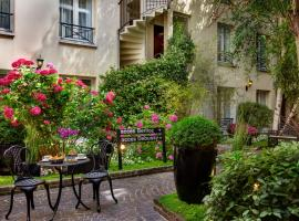 Le Patio Bastille, hotel near Robespierre Metro Station, Paris