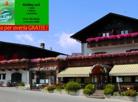 Hotel Valle Verde, hotel a Tarvisio
