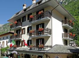 hotel Genzianella, Hotel in Val Masino