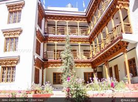 Grand Willow, hotel in Leh