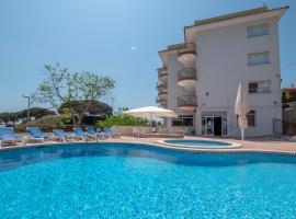 Apartamentos AR Family Muntanya Mar, hotel in Blanes