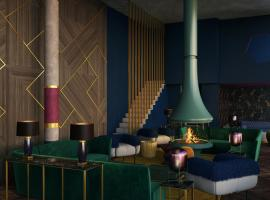 The Hide Flims Hotel, hotel v destinaci Flims
