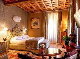 Hotel Valadier, hotel in Rome