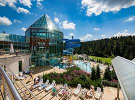 Hotel BUKOVINA, hotel near Ku Dolinie Ski Lift, Bukowina Tatrzańska