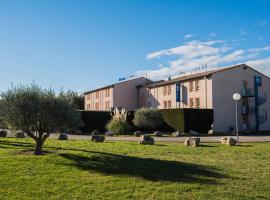 Ibis Budget Bollene, hotel near Orange Golf Course, Bollène