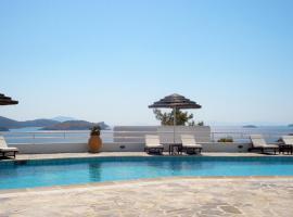 Patmos Paradise Hotel, hotel in Kámbos