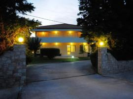 Hotel Pantheon, hotel near Eleftherios Venizelos Airport - ATH, Markopoulo