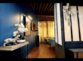3e secret en plein coeur du Vieux Lyon, hotel near Cordeliers Metro Station, Lyon