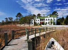 Roanoke Island Inn, budget hotel in Manteo