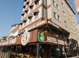Edrin Otel, hotel in Edirne