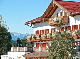 Golf Resort Achental, golf hotel in Grassau