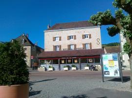 Hôtel de la Poste, hôtel à Pouilly-en-Auxois