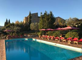 Tenuta Di Canonica, отель в Тоди