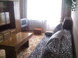 Apartment on Nesterova 4а, hotel near River Fleet Museum, Nizhny Novgorod