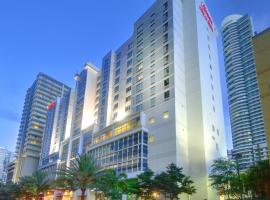Hampton Inn & Suites by Hilton Miami Downtown/Brickell, hotel v Miami