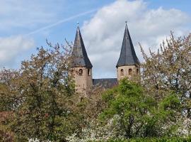 Klosterblick, hotel in Ilsenburg