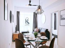 KEEN Suites@Sutera Avenue, hotel with pools in Kota Kinabalu