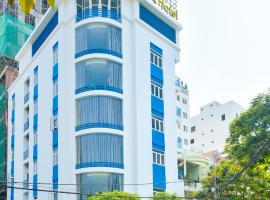 Raon Apartment and Hotel, hotel in Danang