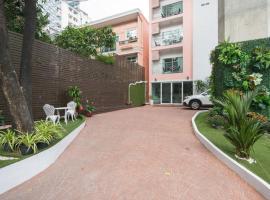 방콕에 위치한 홈스테이 파크뷰 라차프라롭